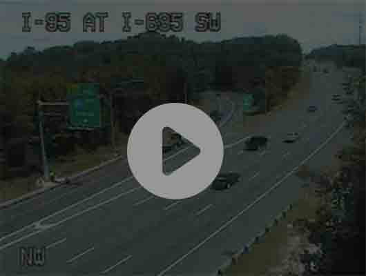 Traffic Cam I-81 south of Exit 30 (Cicero) Player