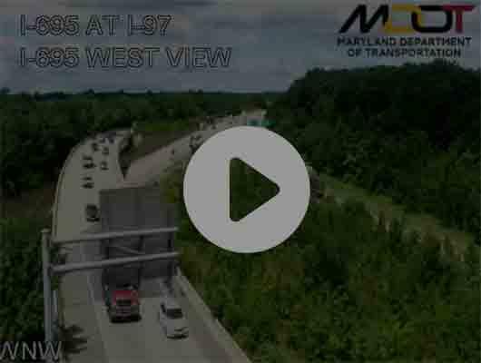 Traffic Cam Liverpool › West: I- at Interchange Player